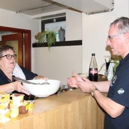 Équipe volontaire #2: Robert en Diane