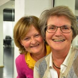 Équipe volontaire #3: Rita en Mady