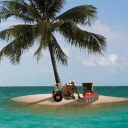I need (music on) an Island