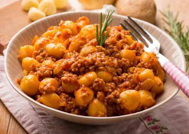 Gnocchi-al-Ragu