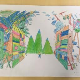 Winnaar Grote Teken- en Kleurwedstrijd